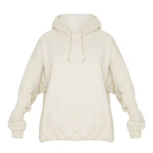 Pretty little thing oversized ultimate hoodie